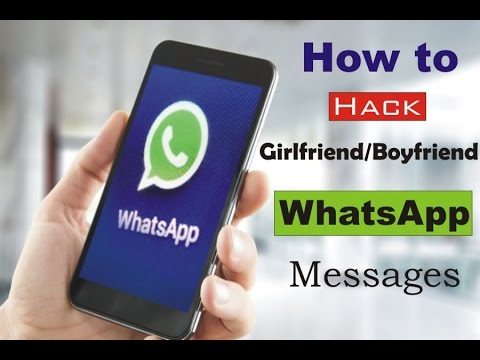 How to Hack Girlfriend or Friends WhatsApp Account (2017-2018) from YouTube · Duration:  4 minutes 24 seconds
