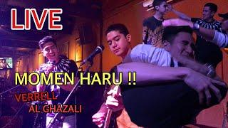 Download Lagu AL GHAZALI FT. VERRELL BRAMASTA - MUNAJAT CINTA (LIVE) mp3