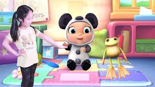 Doc McStuffins Baby Nursery Play & Learn Baby Care Dress Up - Baby Care Pretend Play Games for Girls