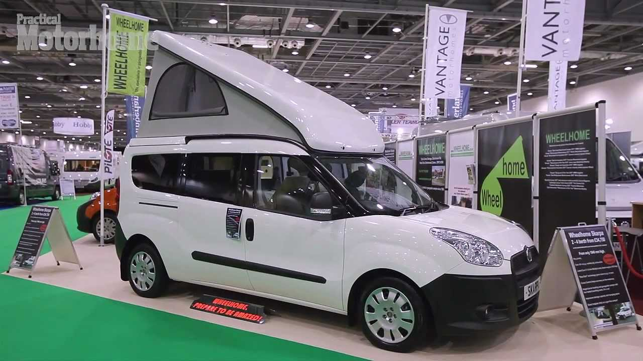 The Practical Motorhome Wheelhome Skarpa Review Youtube