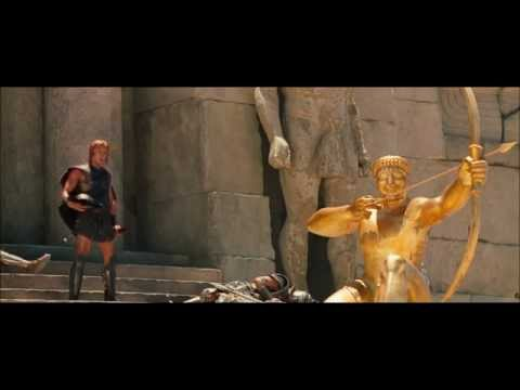 Troy - Achilles Defies Apollo (extended Cut)