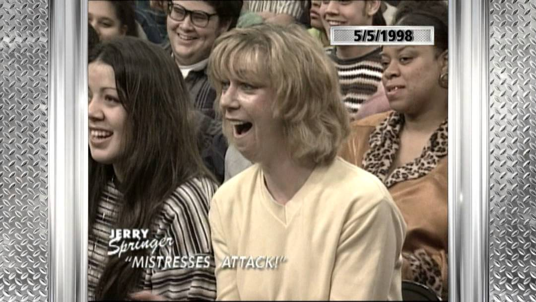 Throwback: Mistresses Attack 1998 (The Jerry Springer Show)