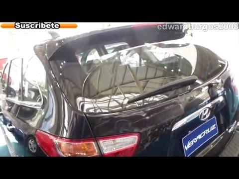 hyundai veracruz 2013 colombia video de carros auto show medellin 2012 FULL HD