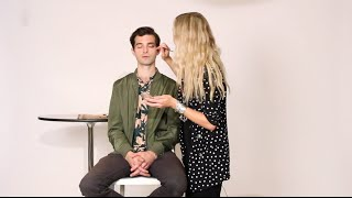 Z Berg Makeup Tutorial, ft. Alex Greenwald [Part 2]