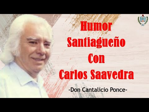 Don Cantalicio Ponce - Carlos Saavedra