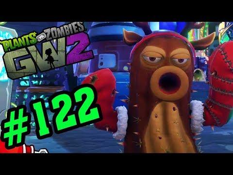 Plants Vs Zombies Garden Warfare 2 - Cuộc Chiến Xương Rồng Và Cướp Biển #122 - Hoa Quả Nổi Giận 2 3D
