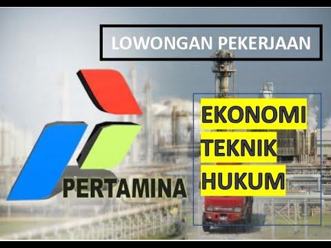 Rekrutmen PT Pertamina (Persero) Untuk Karyawan Tetap | Kerja BUMN Terbaru