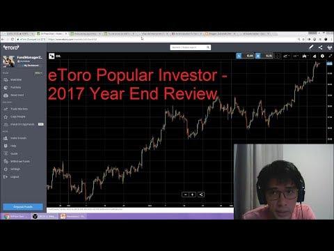 eToro - Popular Investor FundManagerZech 2017 Review