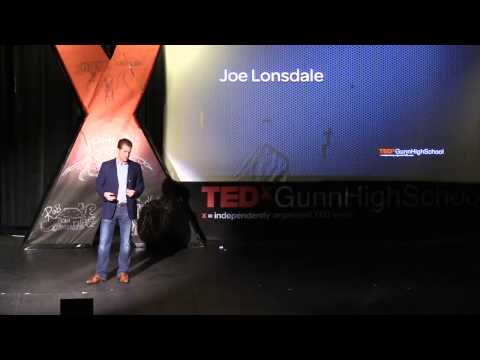 Joe Lonsdale at TEDxGunnHighSchool - YouTube
