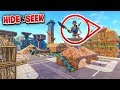 CUSTOM CITY HIDE & SEEK in Fortnite Battle Royale