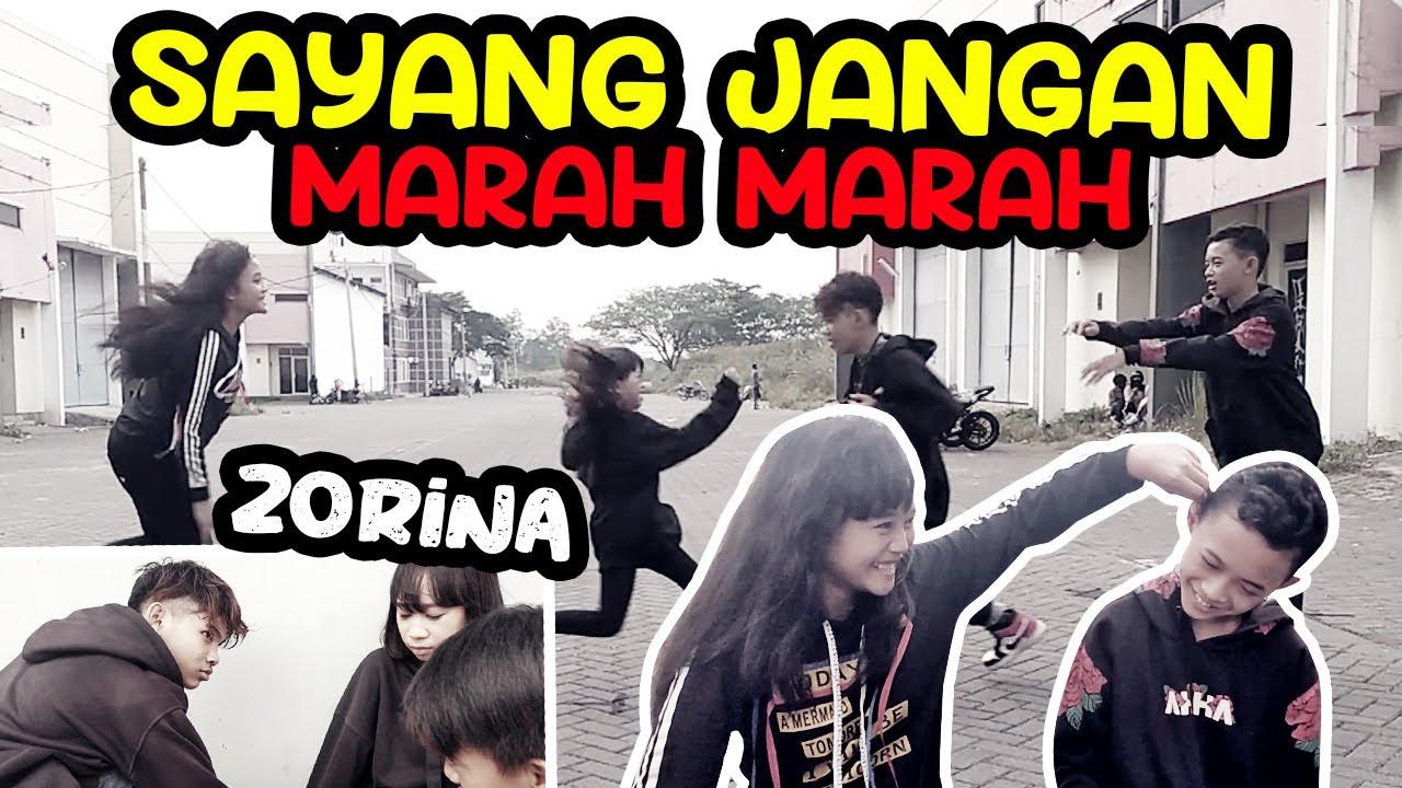 Drama Baper Sayang Tolong Jangan Marah   Zorina Dance