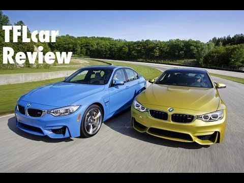 2015 BMW M3 & M4 First Drive Review in TFL 4K: Which M to Choose