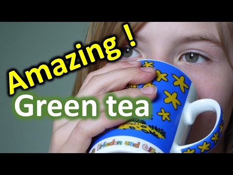 Very Impressive!, 21 Amazing Green Tea Health Benefits, Fat Burning, Weight Loss, anti-aging & more