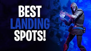 Best Landing Spots for EASY Solo Arena and Cash Cup Wins/Points in Fortnite Chapter 2