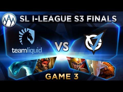 Liquid vs VG.J - SL i-League S3 LAN Grand Finals - G3