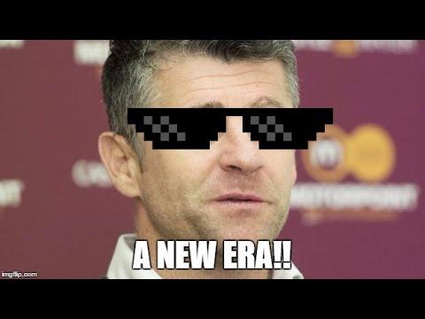 A NEW ERA? In Robbo We Trust!!
