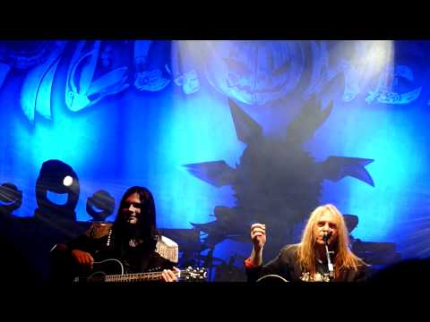 Helloween - 10 Forever and One Neverland Acoustic Hlohovec 28.01.2011