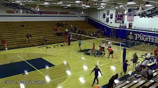 Continental Volleyball vs. Pandora Gilboa 9-17-20