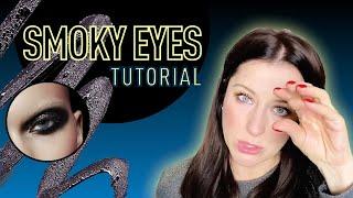 Делаем идеальные Smoky Eyes смоки айс