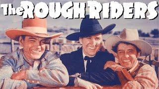 Arizona Bound (1941) THE ROUGH RIDERS