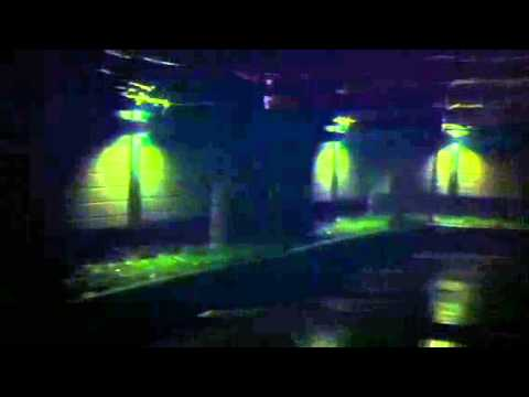 Schutting ledverlichting - YouTube