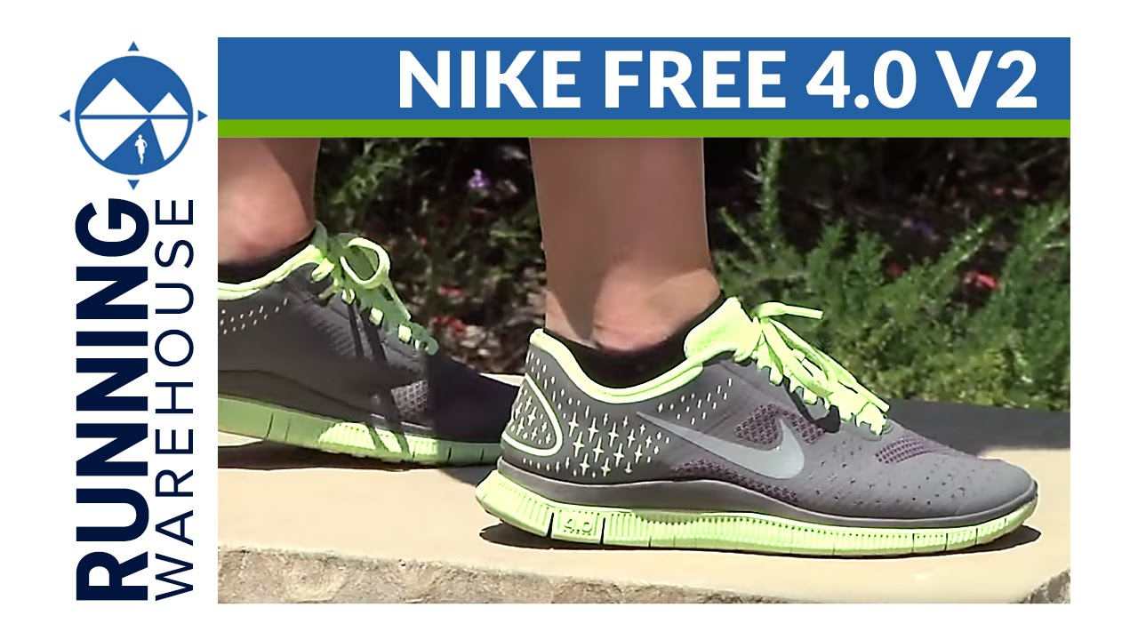 save off 299ff f4edb Nike Free 4.0 v2 Shoe Review. Running Warehouse