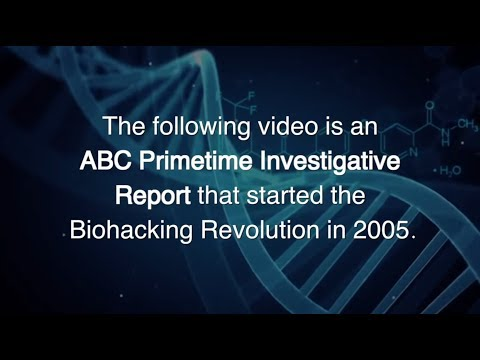Biohacking your body with the power of Nutrigenomics