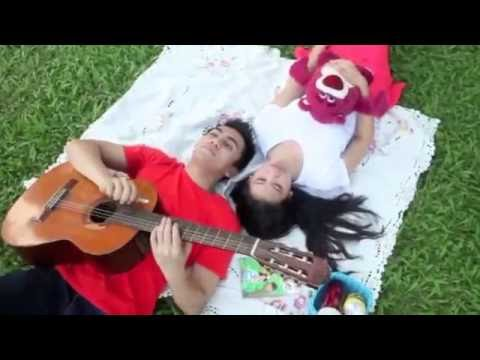 Ungu ft Andien -saat bahagia (lip sync video cover)