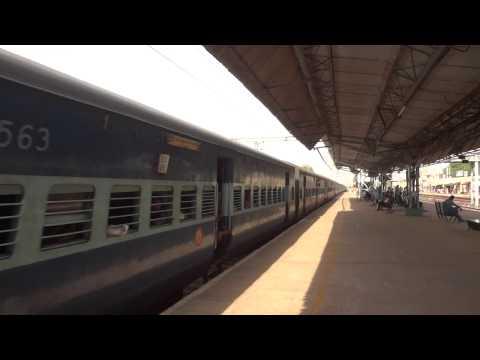 Offlink LGD WAP4 22589 leads Chennai Tiruvananthapuram Daily Express