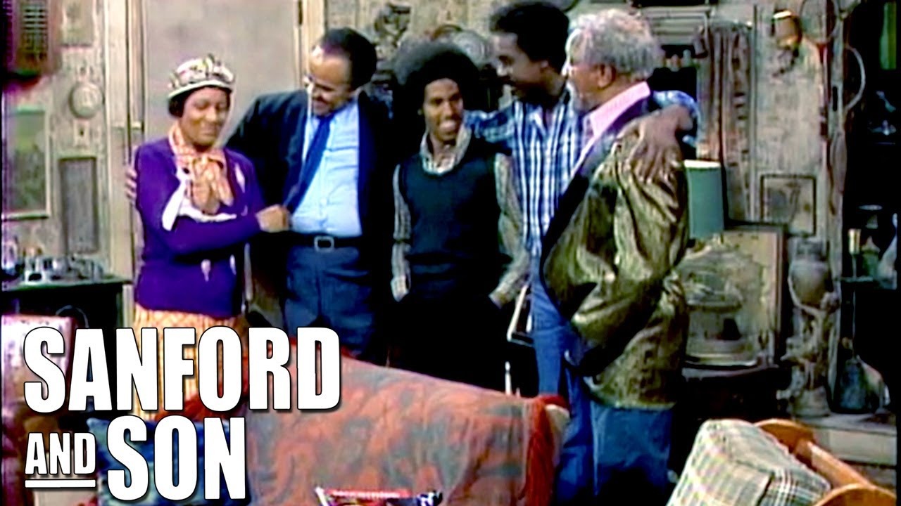 Merry Christmas With Fred And Lamont Sanford   Sanford and Son
