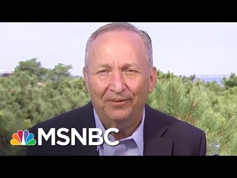 Summers On CEO's Quitting: 'They Made The Right Decision' | MSNBC