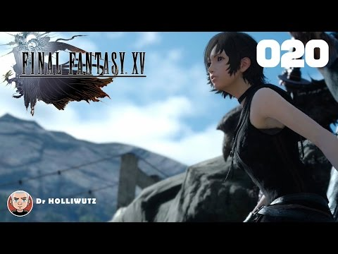Final Fantasy XV #020 - Der Malmalam Wald [XBO] Let's play Final Fantasy 15