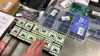 Virtual Pinball cabinet build (Part 1), hardware description