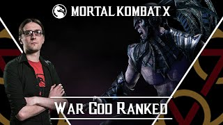 MKX - Ranked Matches with Ketchup Ep14 - Crushing a Trash Talker!