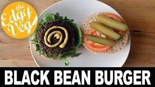 Veggie Burger Recipe VEGAN