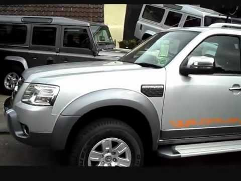 Shere 4×4 Stock Review – 2007 Ford Ranger Wildtrak 4×4 Doublecab for sale
