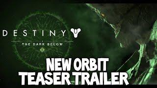 Destiny: The Dark Below Trailer / Cinematic - Orbit Dark Below Eris Morn / Crota Story Teaser