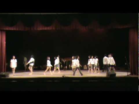 UP Dance Company - Class Menu