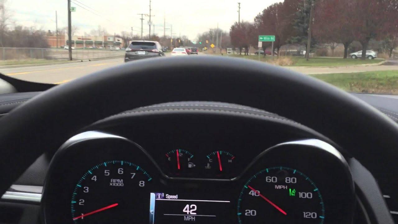 Overkill PSI CAI on 2015 Impala