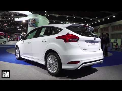 รีวิว 2017 Ford Focus Trend EcoBoost Turbo 1.5L (ฟอร์ด โฟกัส) ใหม่ล่าสุด ราคา 9.19 แสนบาท