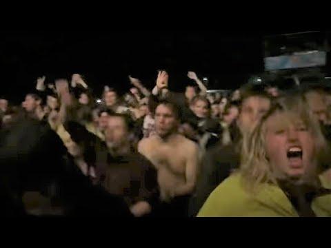 "TRANSMITTER ""Pull The Trigger"" - Live @ Open Flair Festival 2011"