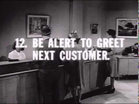 You Can Tell by the Teller (1945)