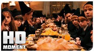 Гриффиндор победил по очкам - Гарри Поттер и философский камень (2002) - Момент из фильма