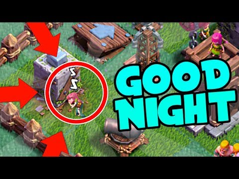 THESE VILLAGERS ARE SLEEPING IN MY BASE? NEVER SEEN BEFORE IN Clash of Clans? |
