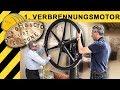 UNFASSBAR! Ich starte 1. Verbrennungsmotor von 1867 | Besuch DEUTZ Museum!