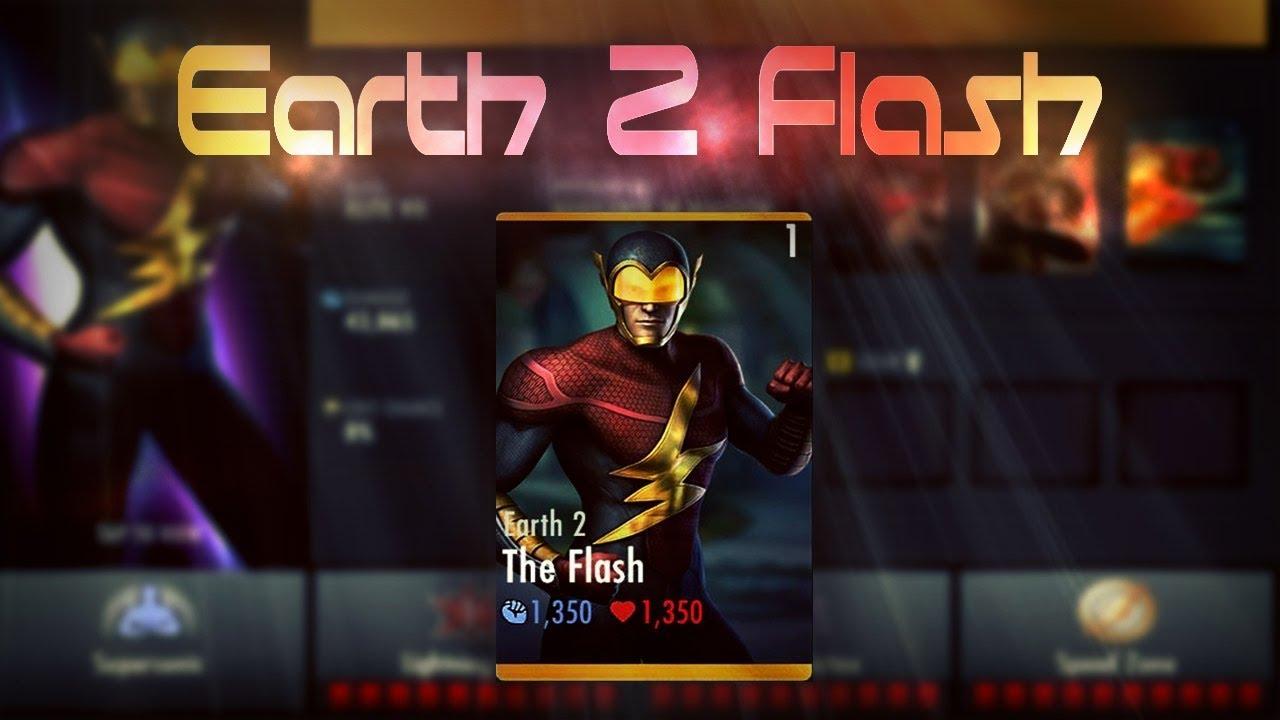 earth 2 flash injustice - photo #3