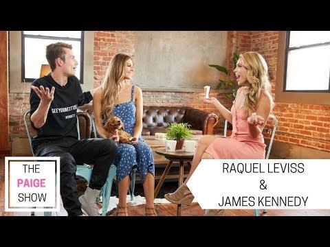 James Kennedy & Raquel Leviss Talk Vanderpump Rules, Relationship, & Music   The Paige Show