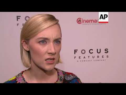 Saoirse Ronan: 'Mary Queen of Scots' a 'universal story'