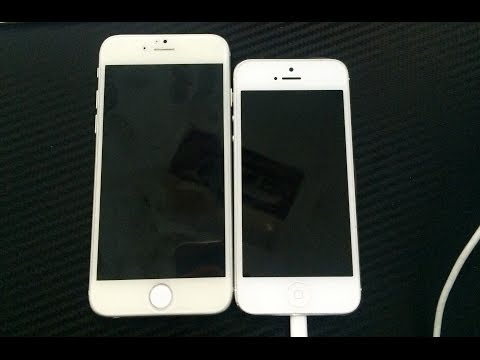 NEW iPhone 6 Leaked Photos & Video