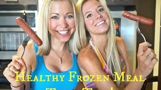 Put It In Your Mouth: Healthy Frozen Meal Taste Test